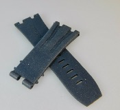 Audemars Piguet royal oak Offshore blue rubber strap 30/24