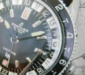 Breitling Unitime 2610 couronne