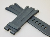 Audemars Piguet dark blue rubber strap 29/20